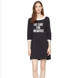 Kate Spade Eat Cake For Breakfast nightgown